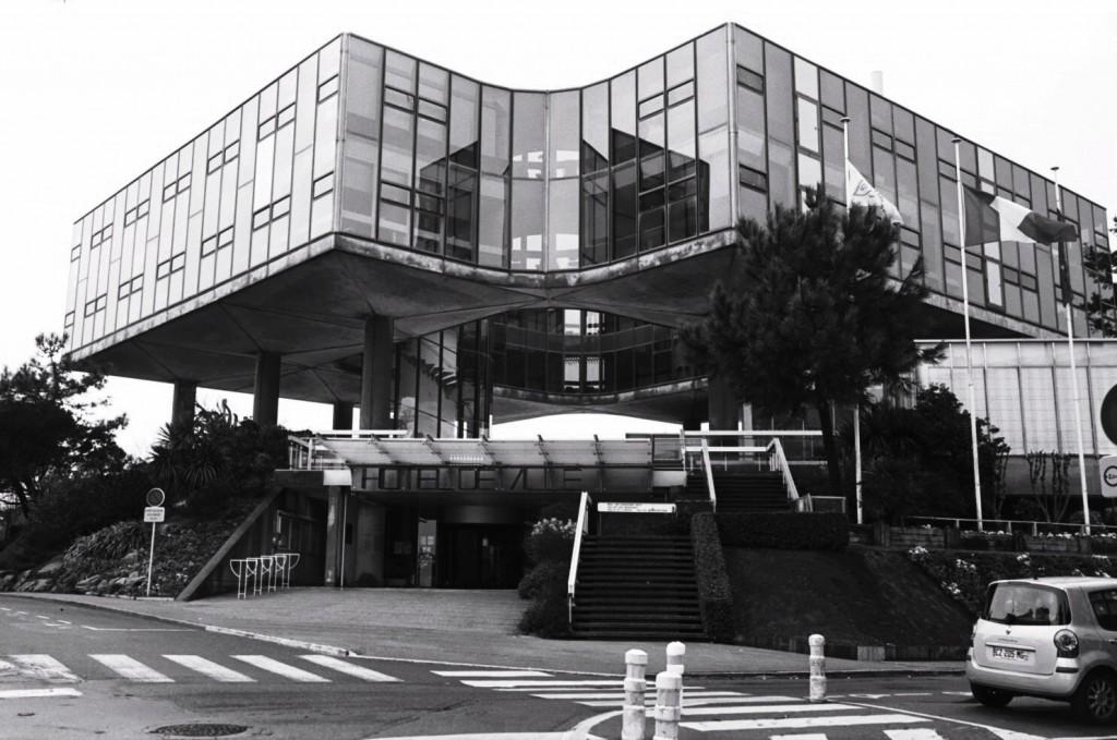 La mairie de la Baule