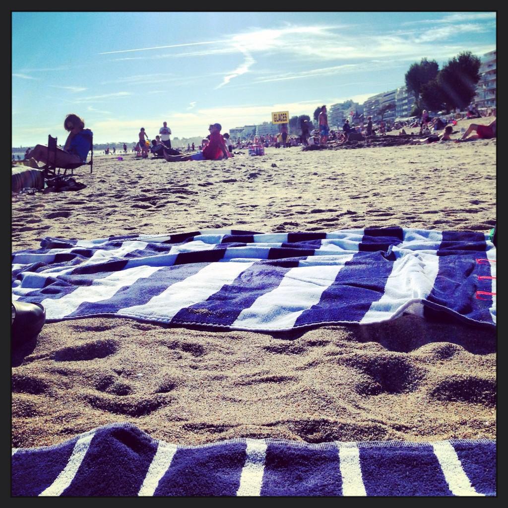 Détente et farniente sur la plage de la Baule