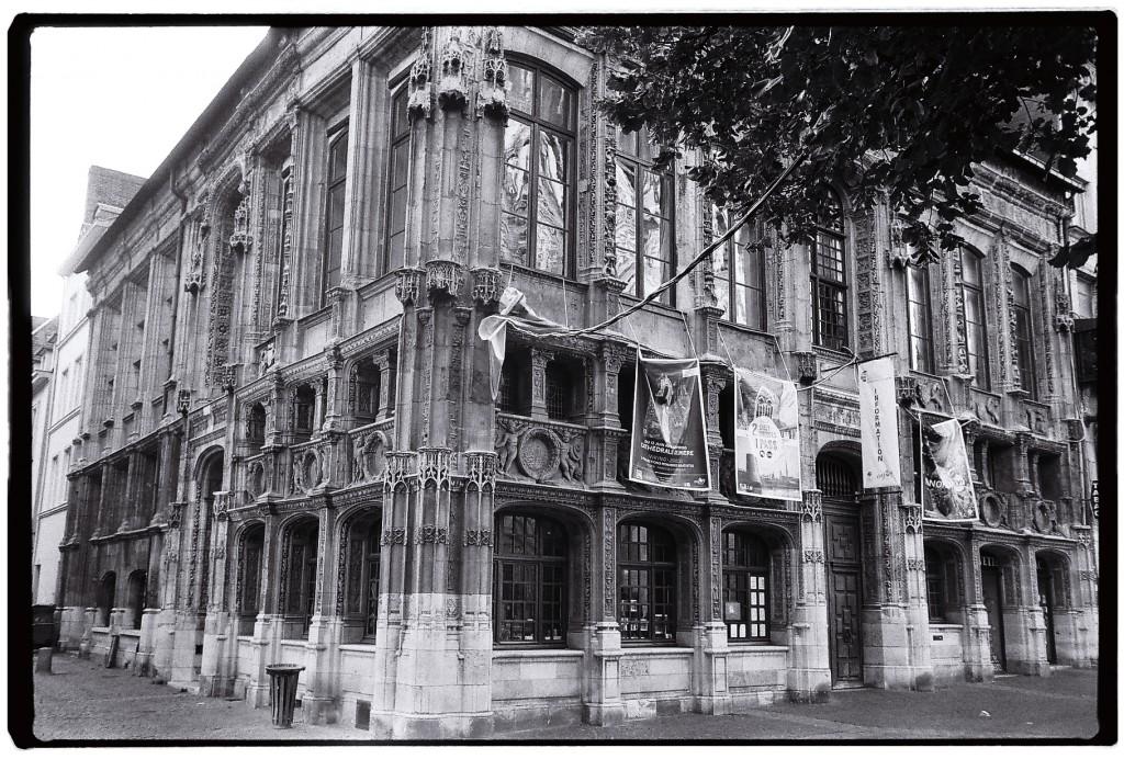 L'office du tourisme de Rouen, une superbe bâtisse