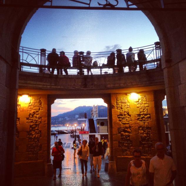 un été sans fin à San Sebastian