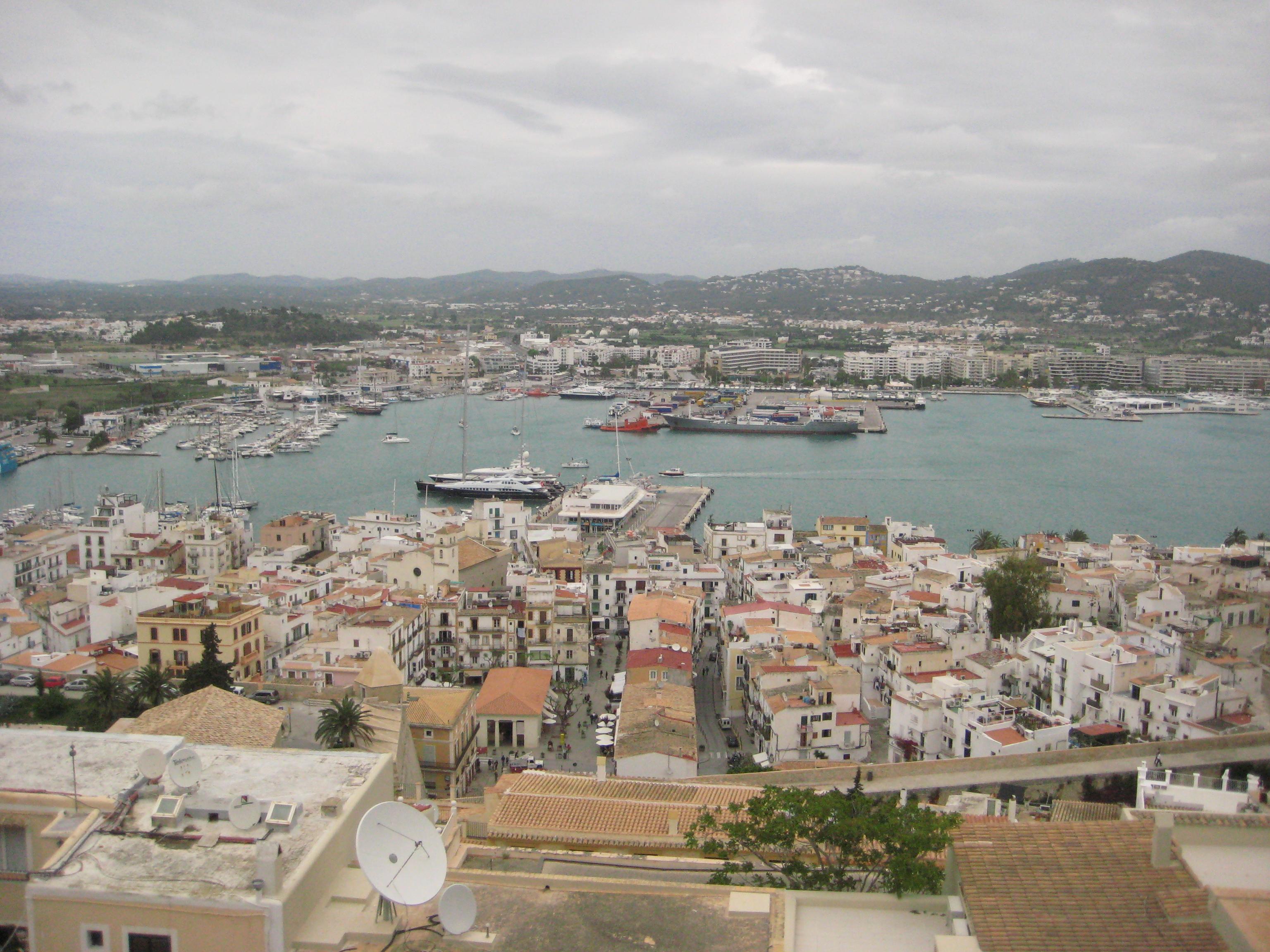 Ibiza la ville
