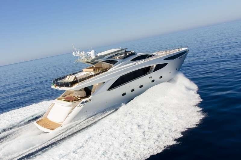 Vitesse maximum pour un yacht de légende