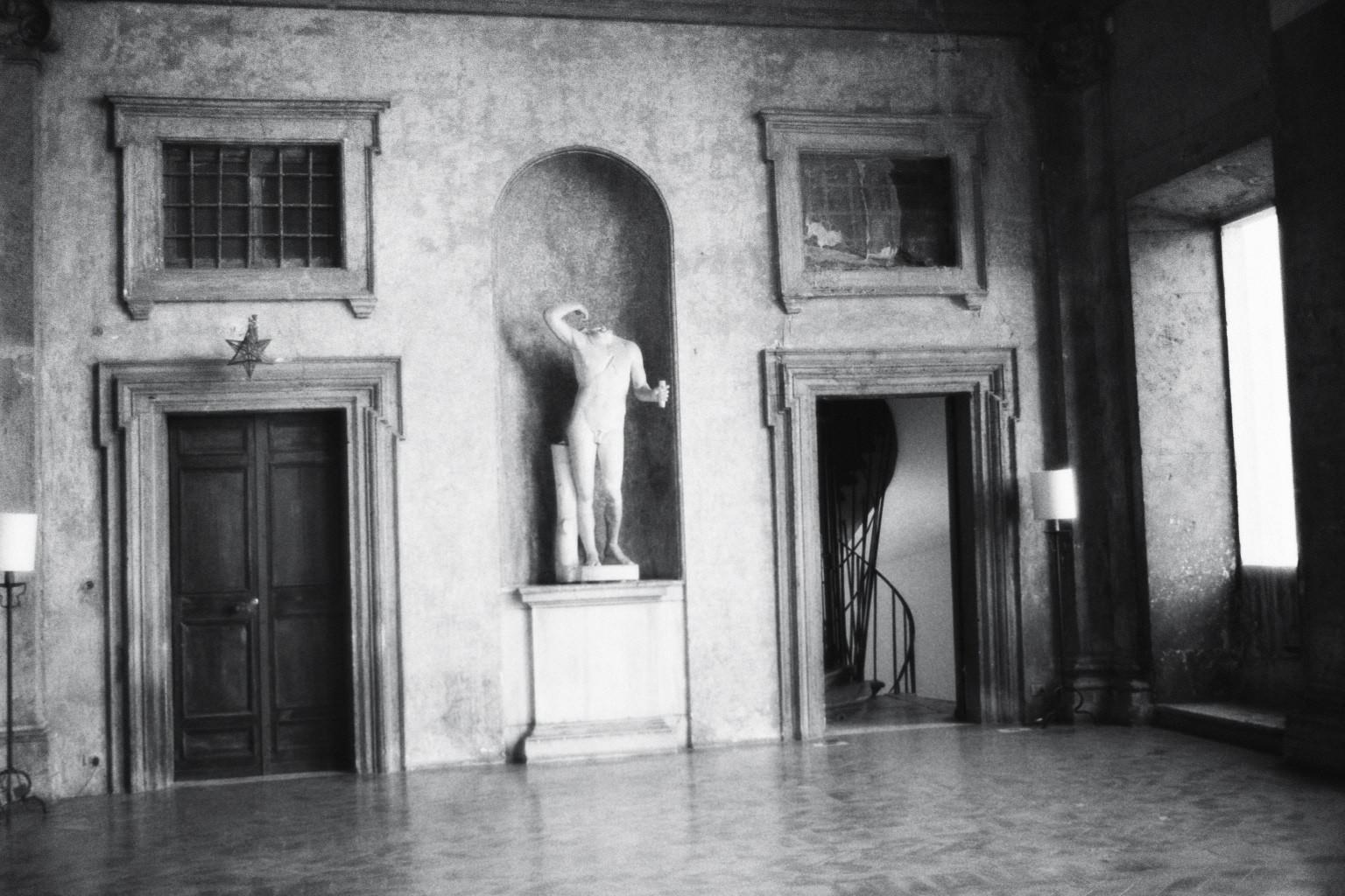 Villa de Medicis, un chef d'oeuvre