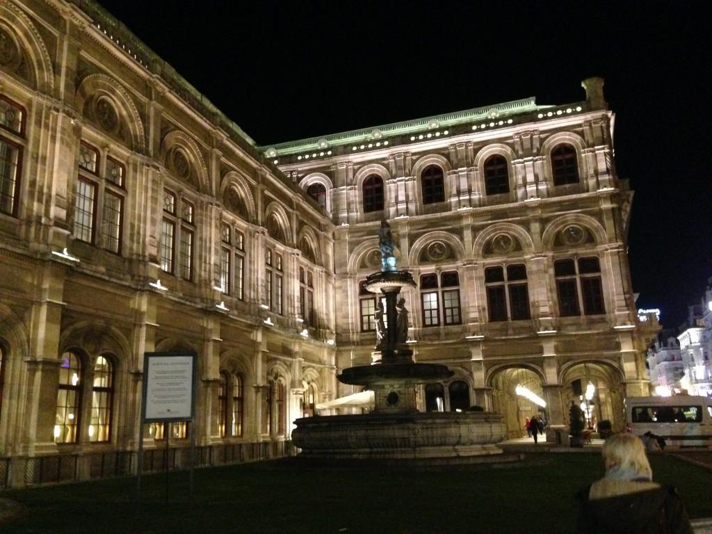 L'Opéra national de Vienne