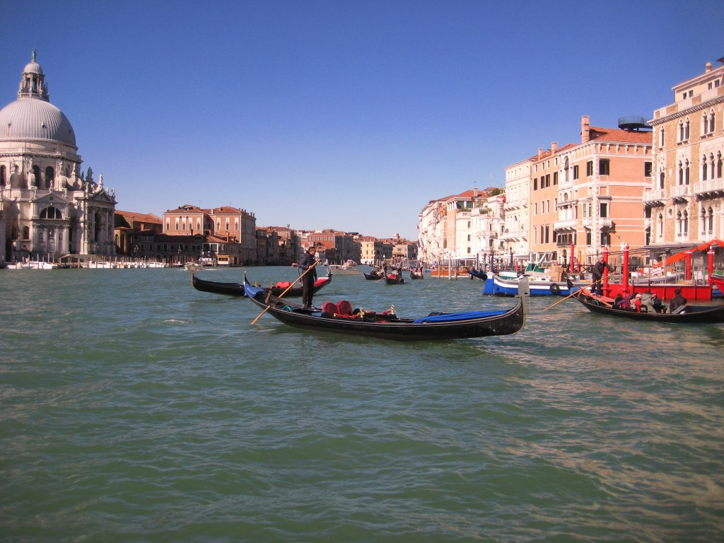 Venise une ville à Visiter d'urgence