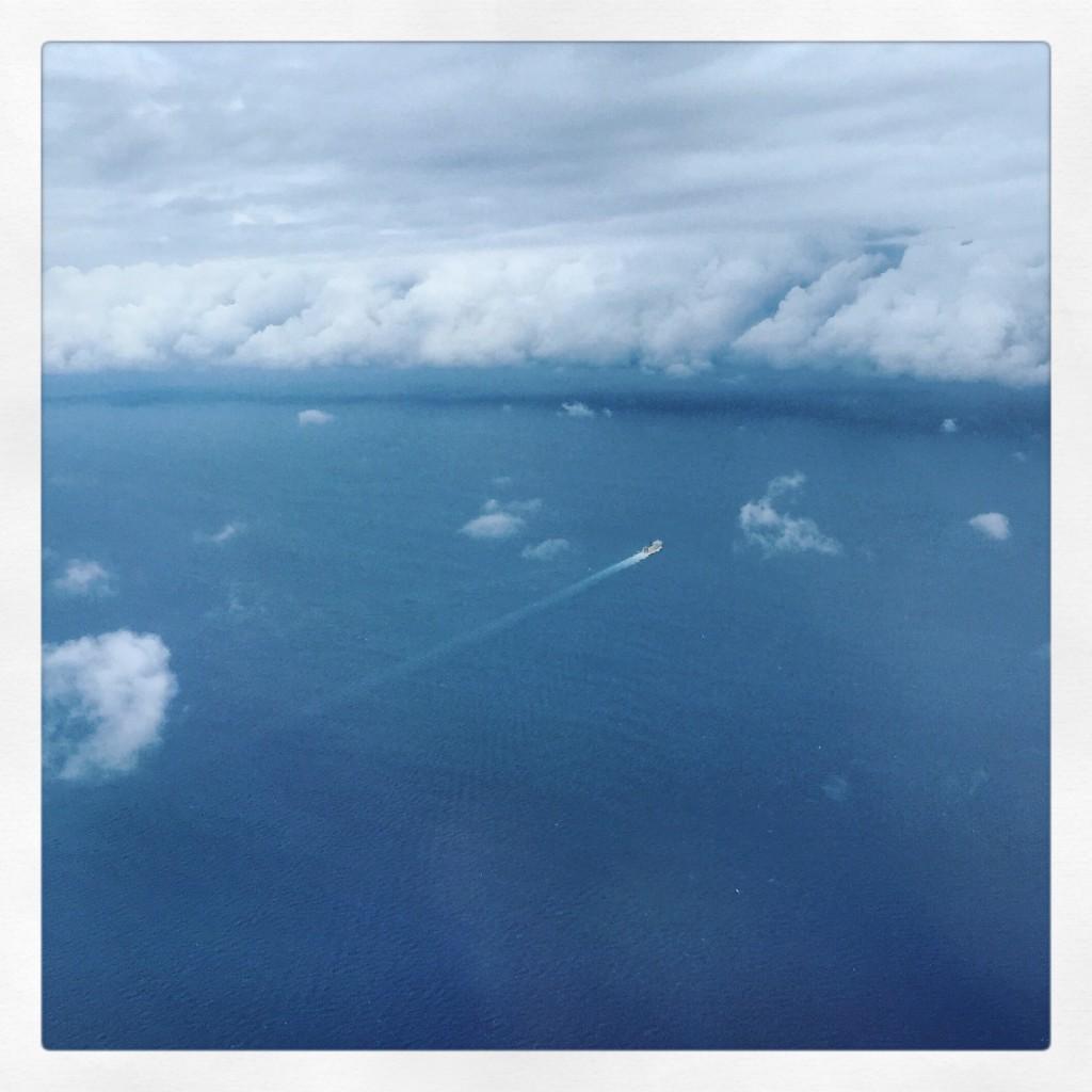 La mer Méditerranée est l'une des plus grandes mers de la planète