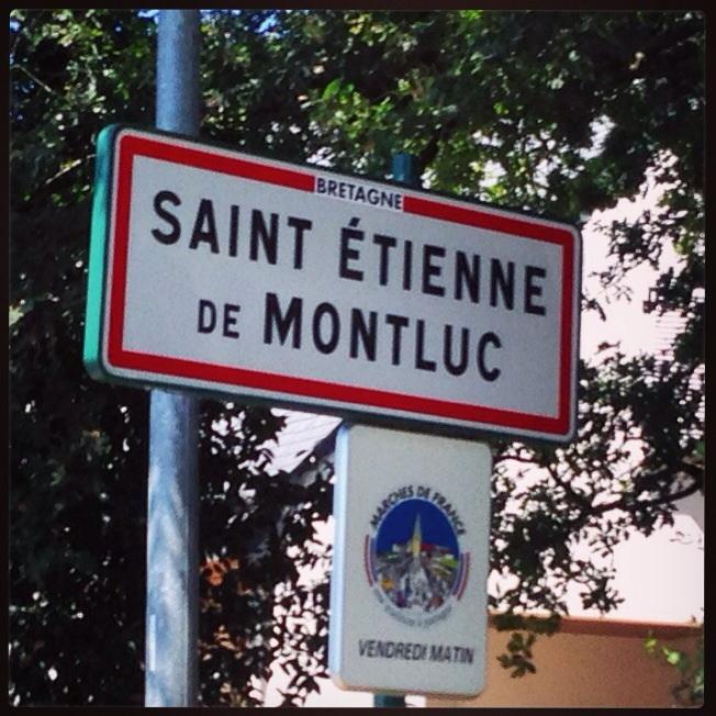 Saint Étienne de Montluc