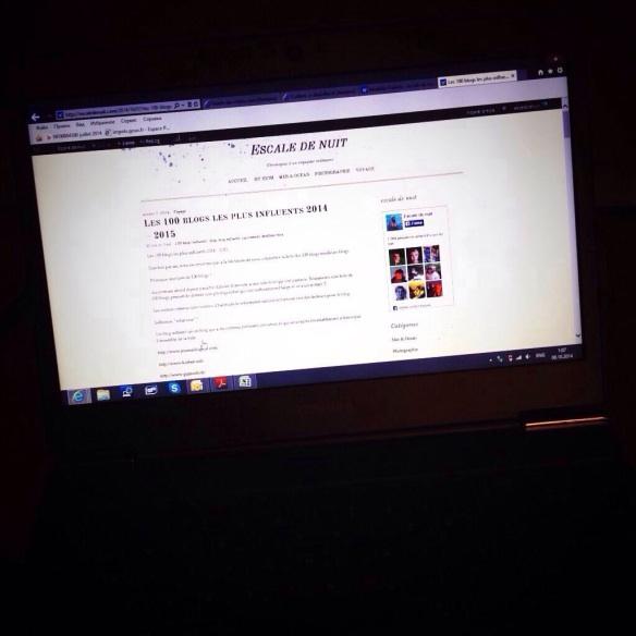 Les 100 blogs les plus influents (France)