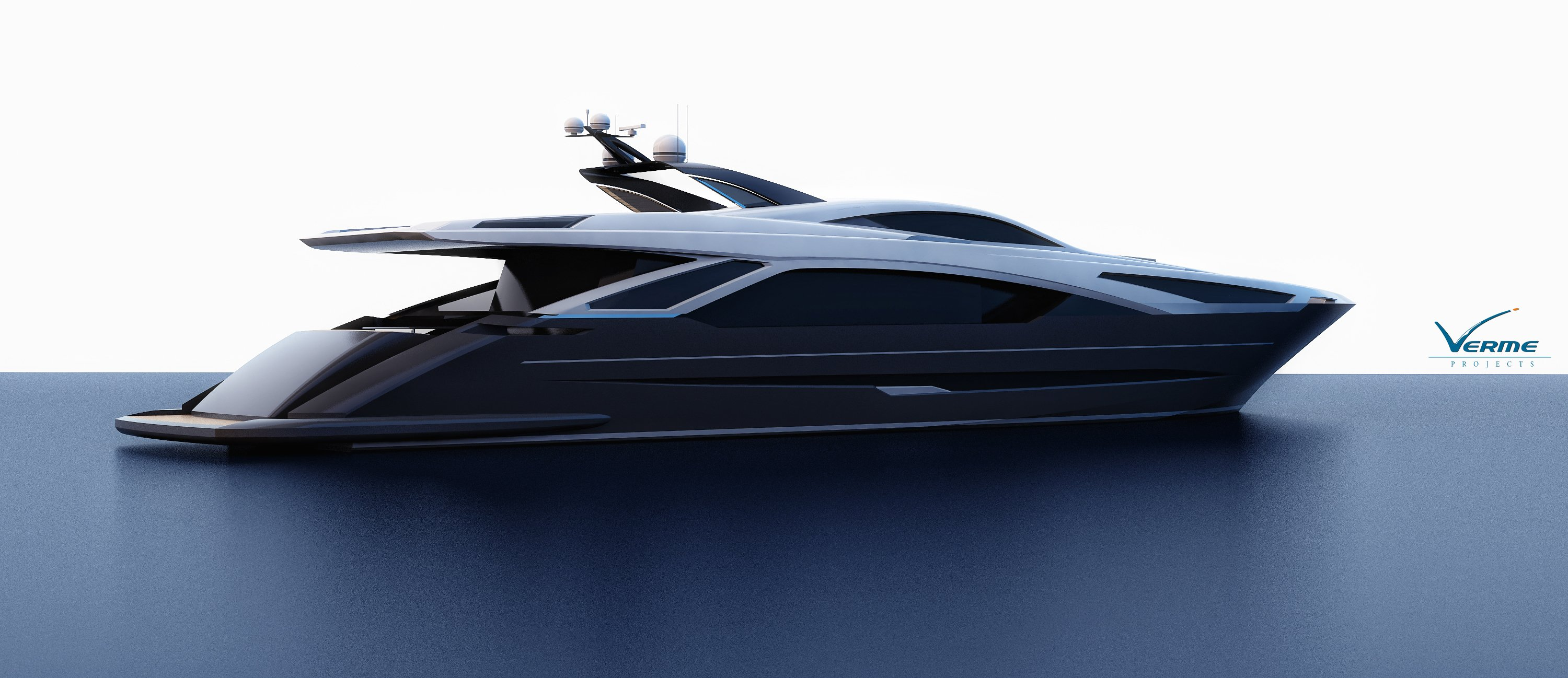 Amer 136' le projet