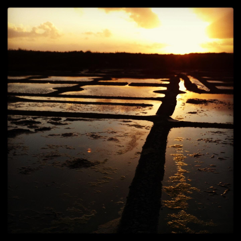 Nos plus beaux couchers de soleil escale de nuit - Terre et mer compiegne ...