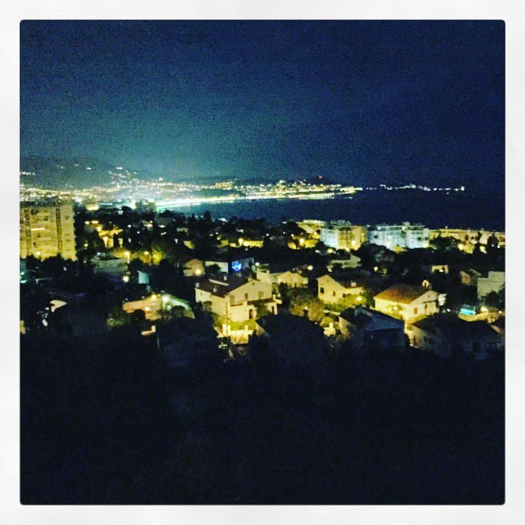 Nice la nuit