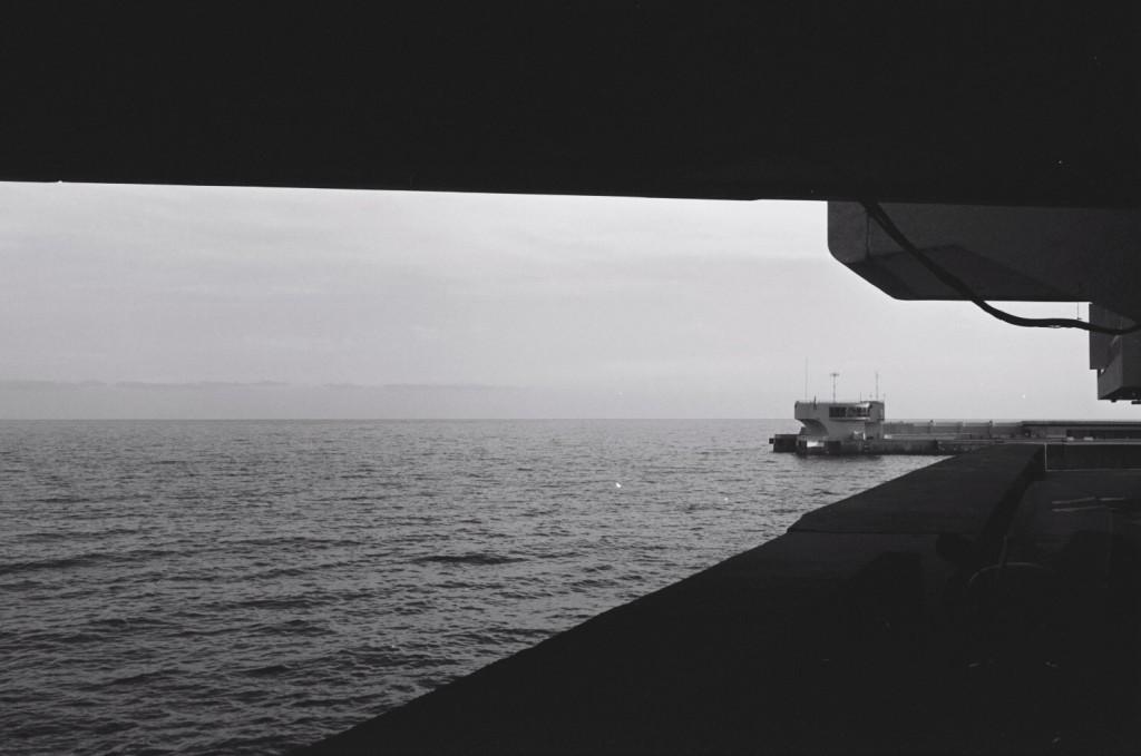 L'entrée du port de Monaco