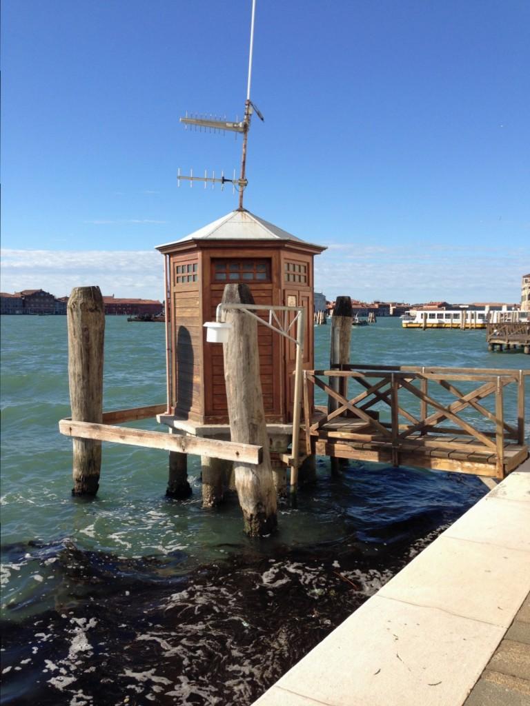 Maisonnette insolite à Venise