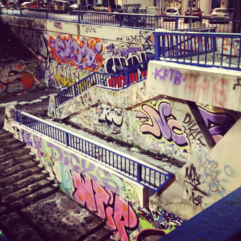 Street art à Belgrade