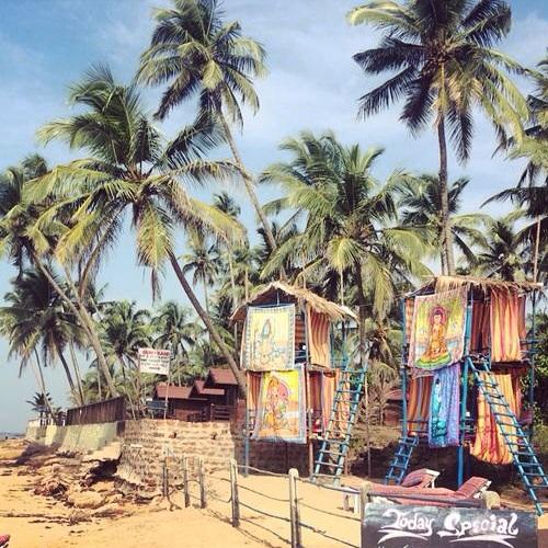 Maisons insolites en Inde