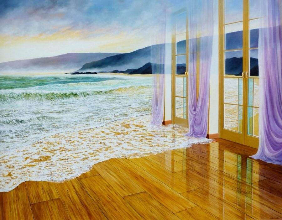 Les peintres et la mer
