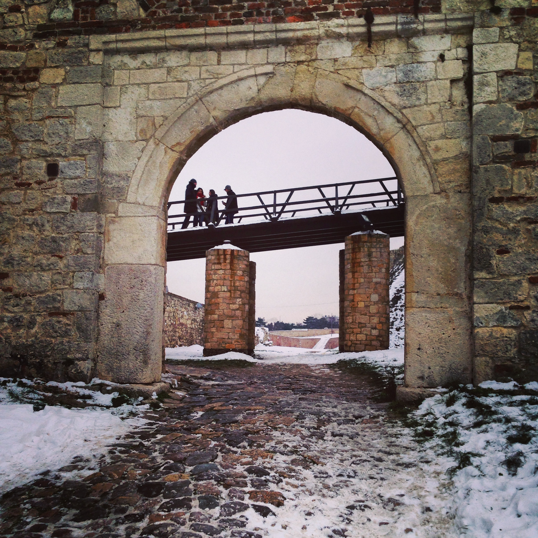 Les fortifications de Kalemedgan, Belgrade
