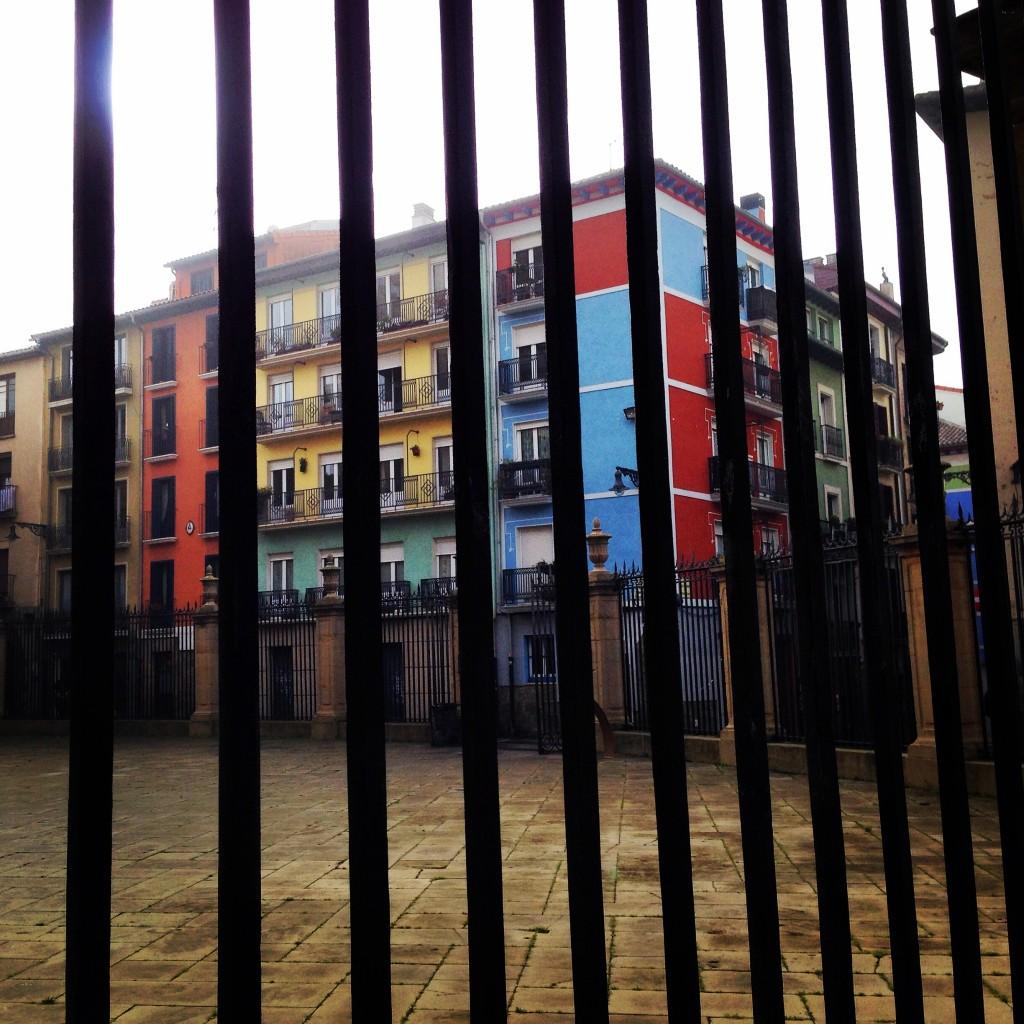Pampelune une ville espagnole