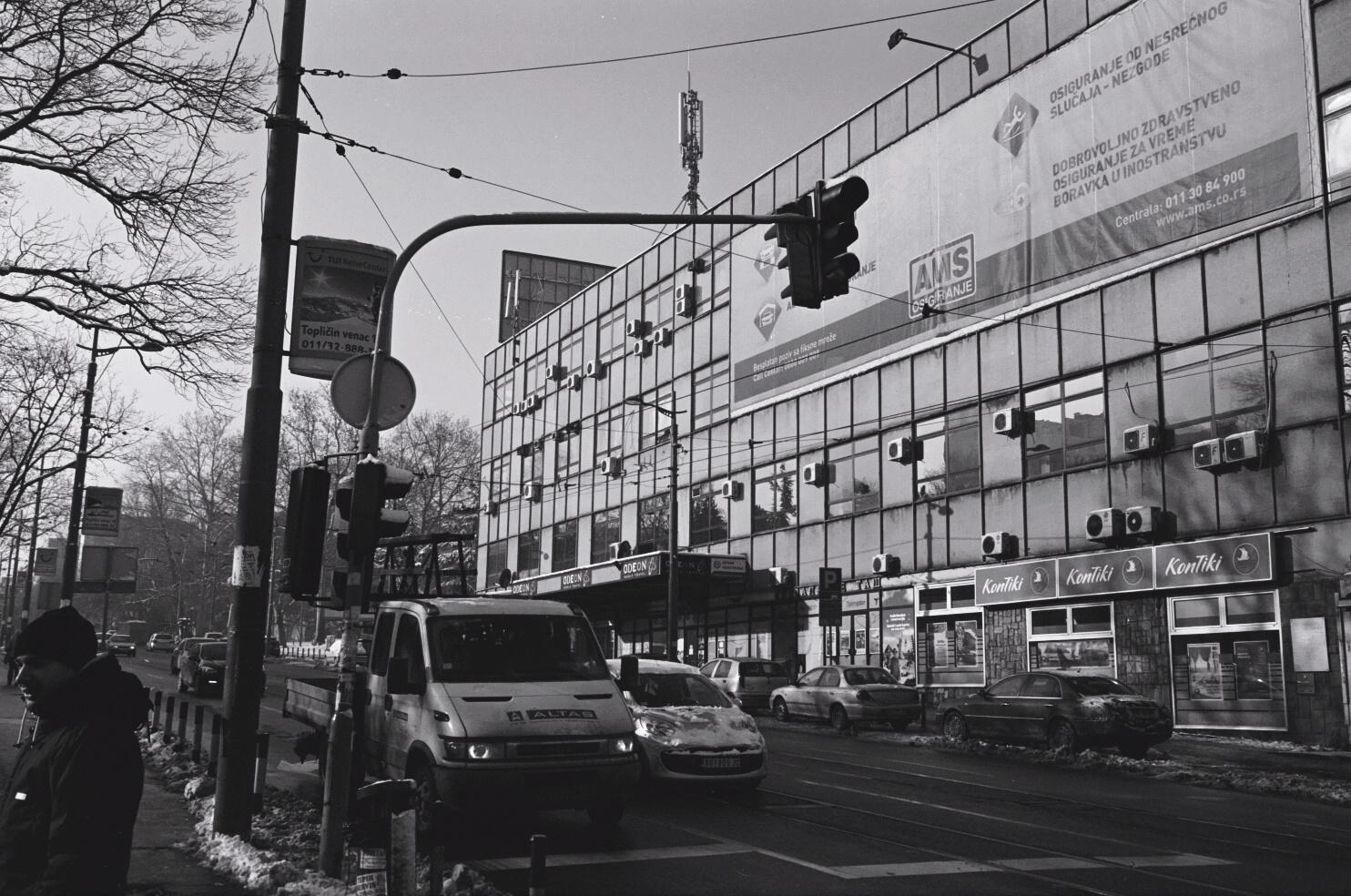 Belgrade Accueil - Sinstaller