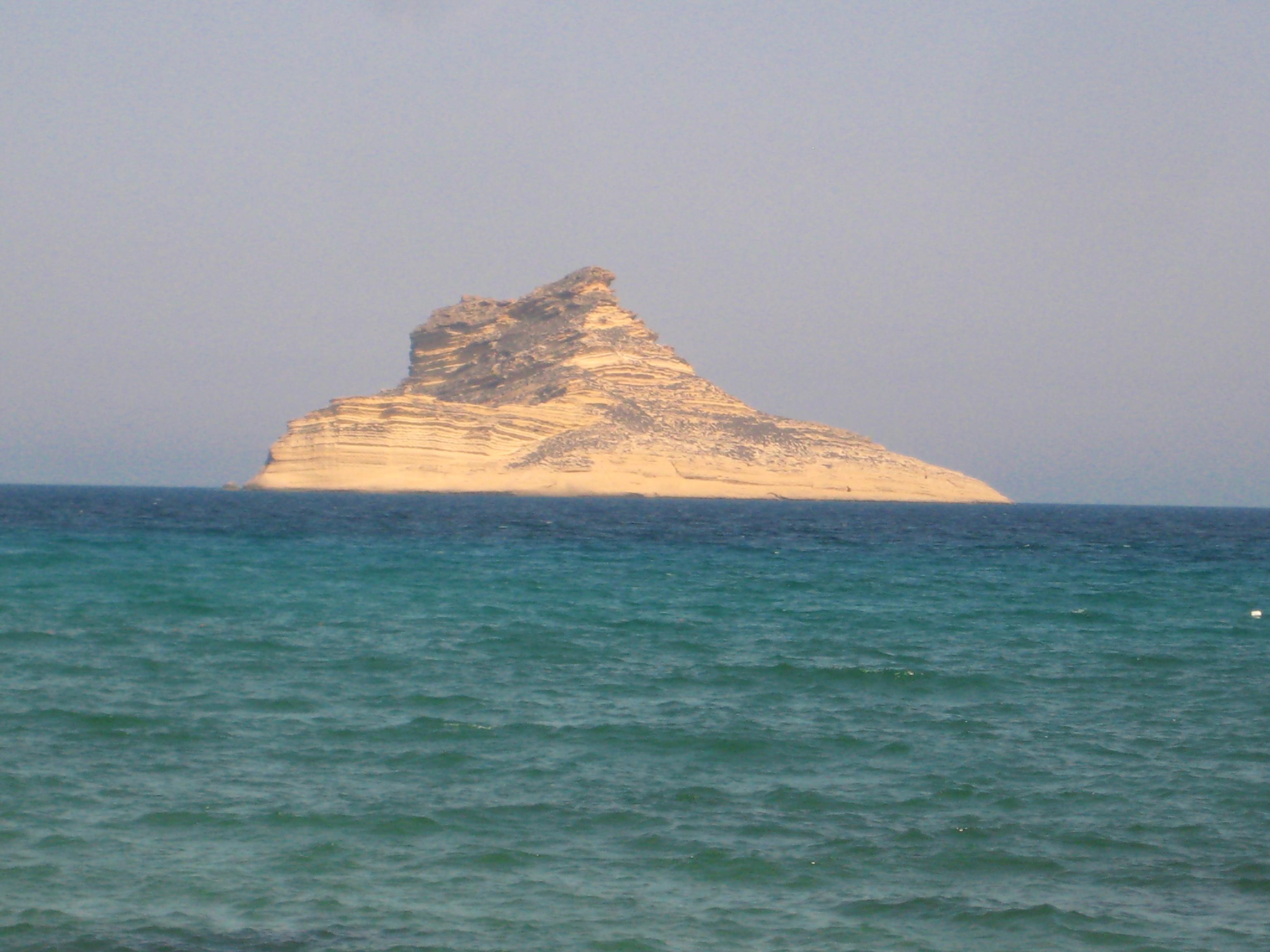 Un îlot tunisien si mystérieux