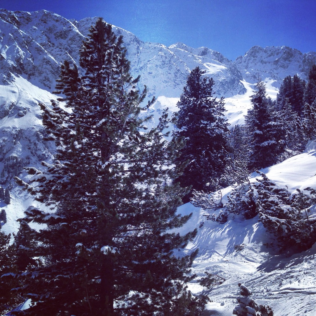 Stubaital, Tyrol autrichien
