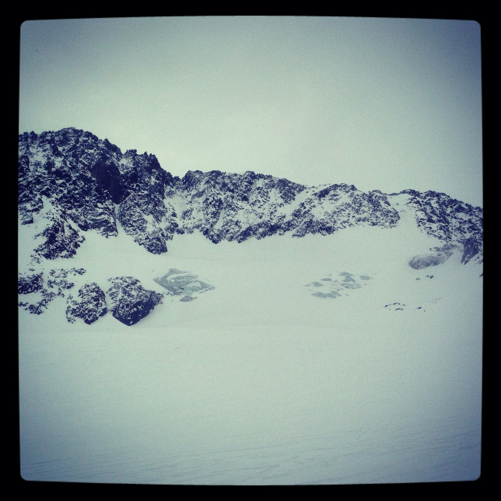 Le glacier du Stubaital