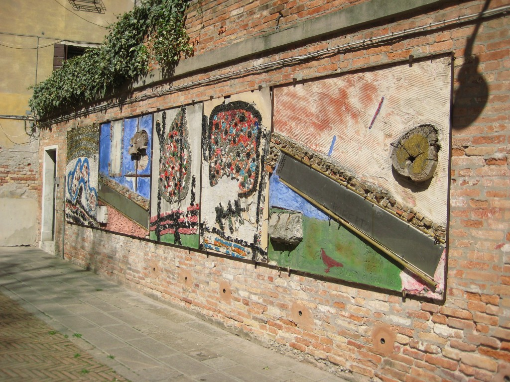 45. Art contemporain à Venise
