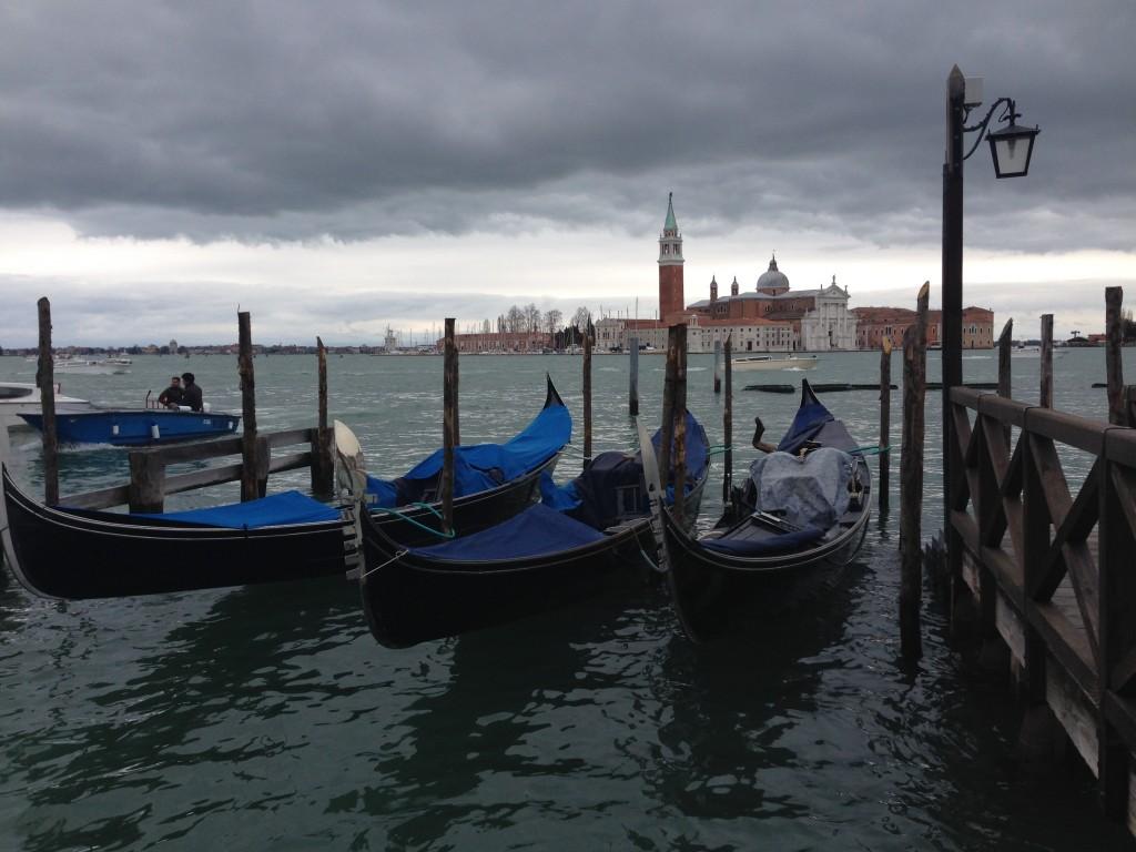 Gondoles vénitiennes un concentré de romantisme