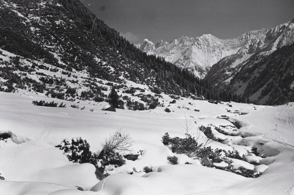 La montagne autrichienne un paysage splendide