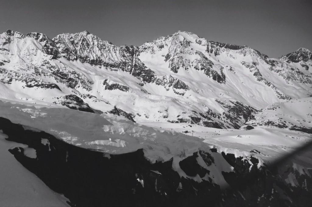 Les alpes autrichiennes