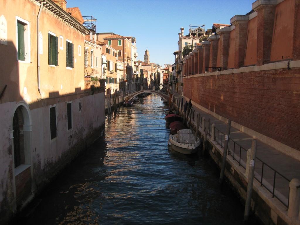 Ombres portées à Venise