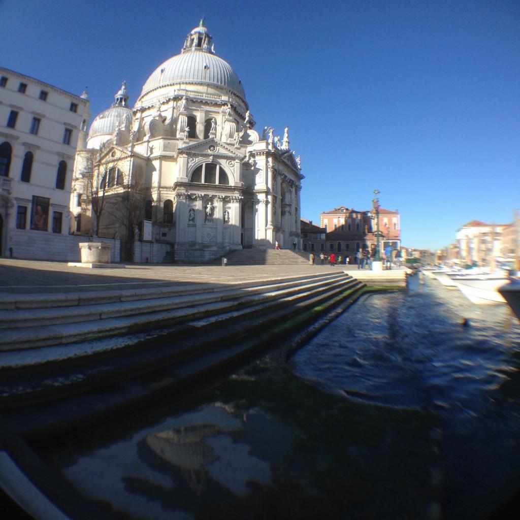 Une cathédrale à Venise
