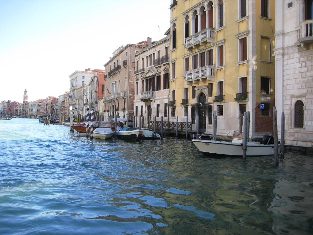 Une perspective à Venise