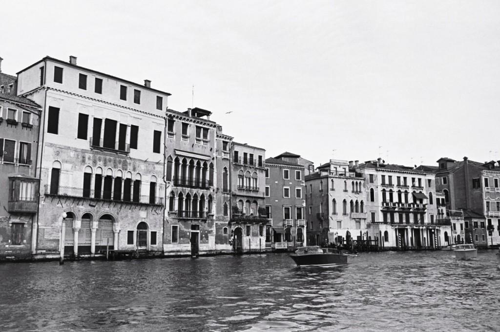 Une ville de palais flottants