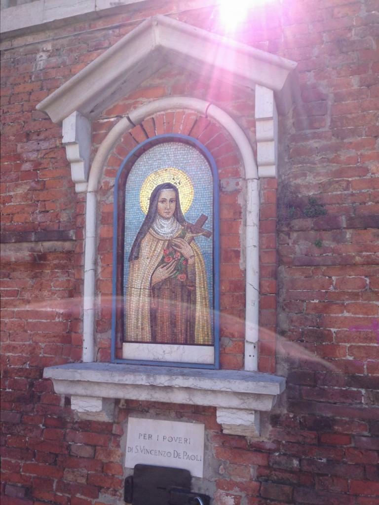 49. A Venise la religion est très présente