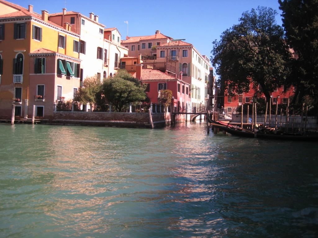 Venise toujours très colorée