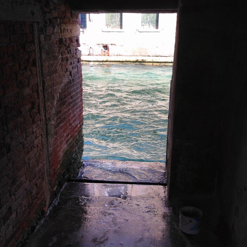 31. Venise une ville qui s'enfonce petit à petit dans la lagune
