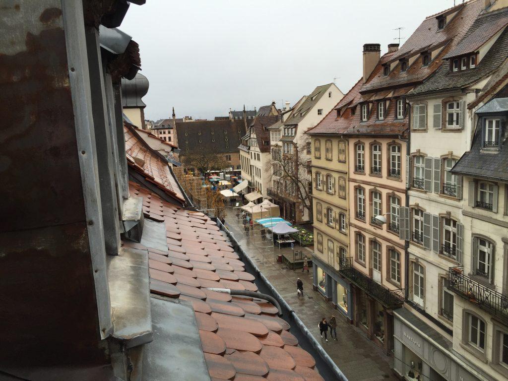 Strasbourg, l'une des plus grandes villes de France