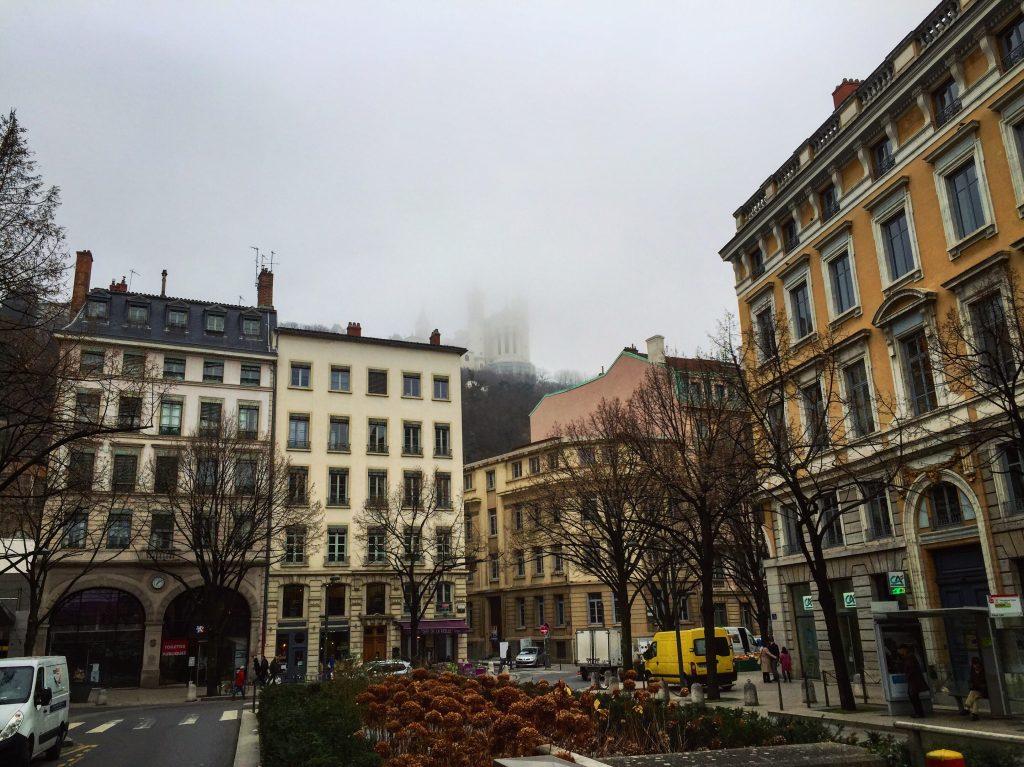 Quartier de Saint-Jean, l'ultra centre de la ville de Lyon