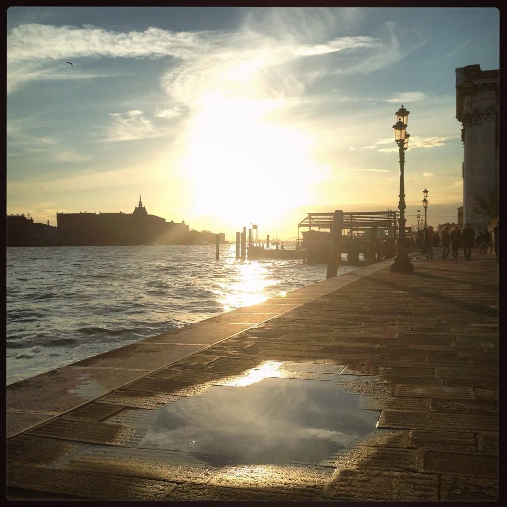 51. Fin de journée sur Venise
