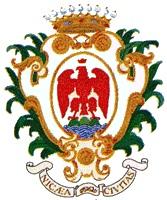 Le blason de la ville de Nice