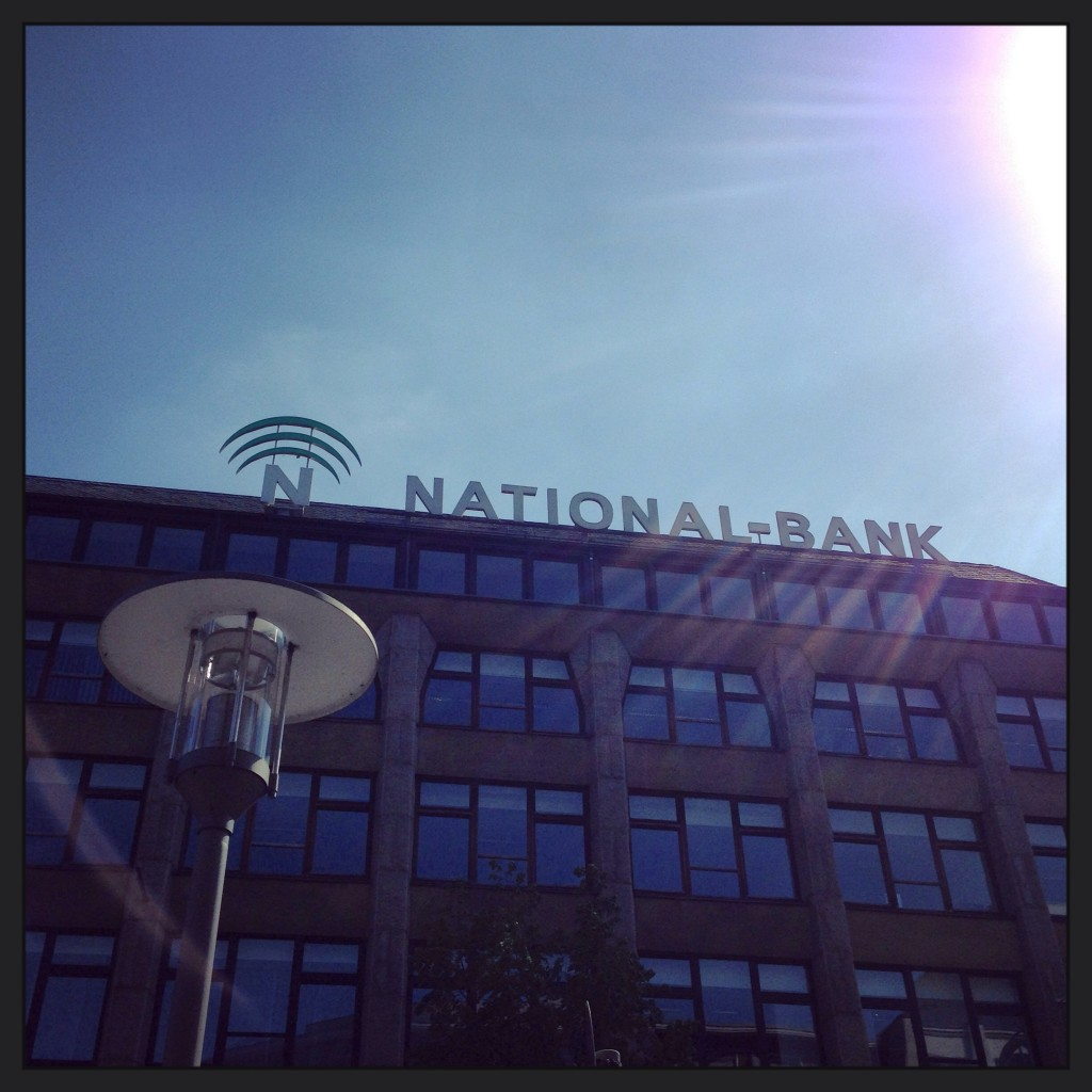 L'Allemagne, la banque de l'Europe