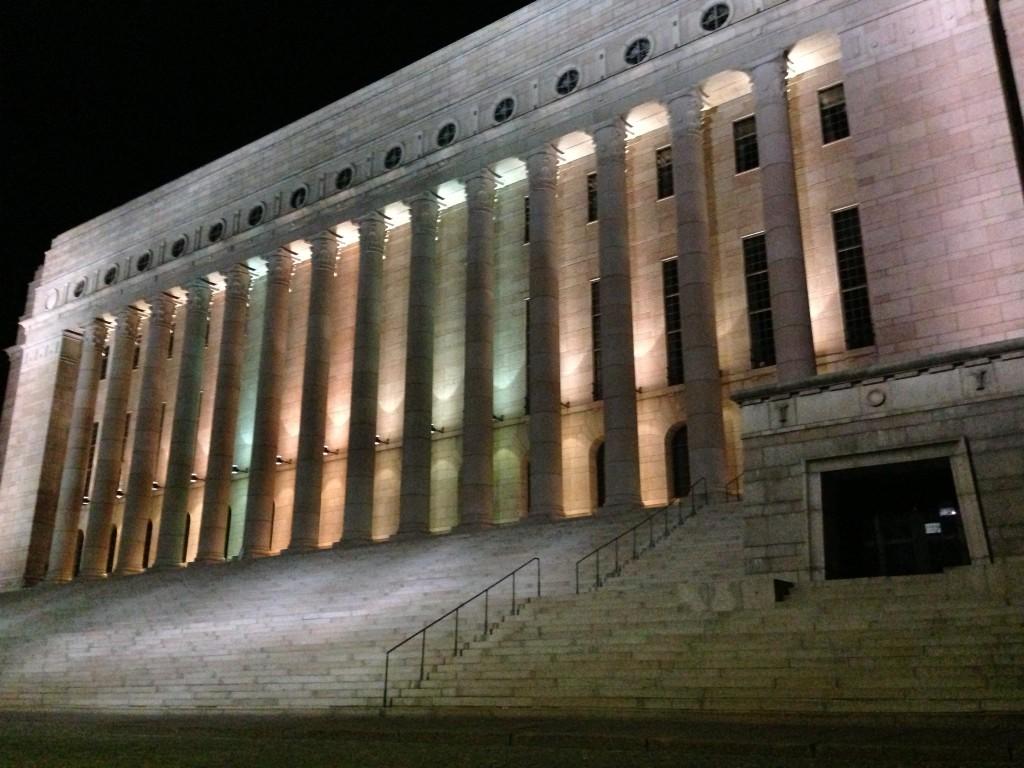 84. Le Parlement Finlandais