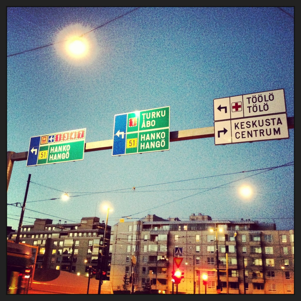 57. Les nuits blanches d'Helsinki