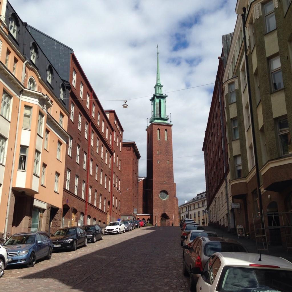 Le musée national à Helsinki
