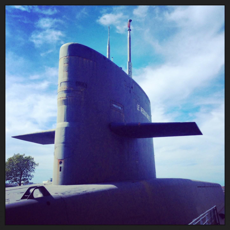 Le Redoutable profession sous marin nucléaire