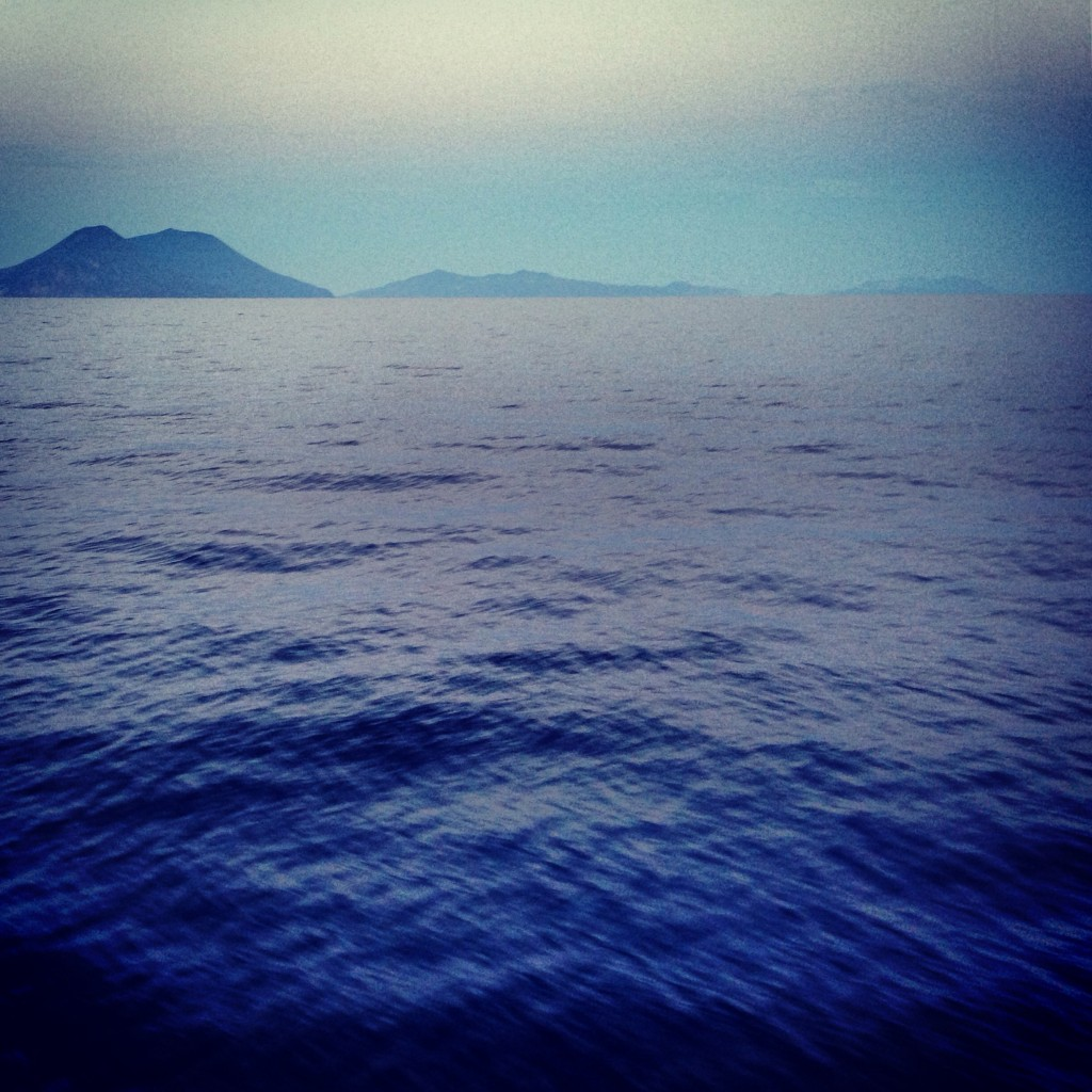 Les îles Éoliennes