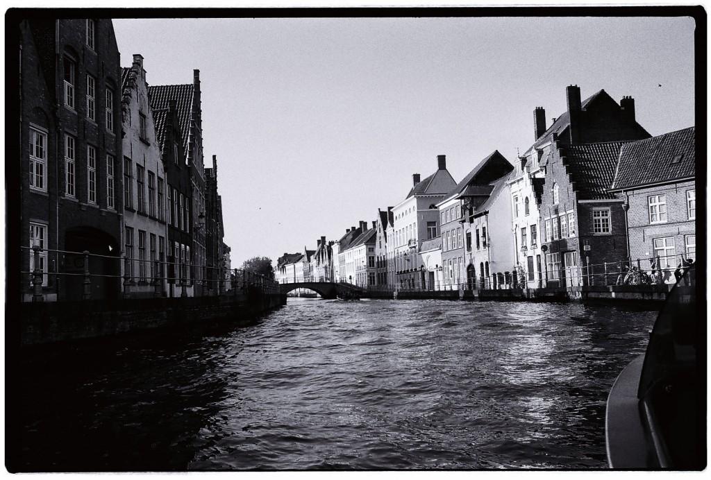 Double jeu à Bruges, l'ombre et la lumière