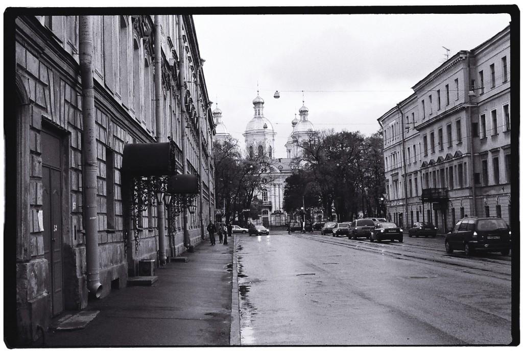 Photographier Saint-Pétersbourg avec un vieux Leica un rêve d'enfance