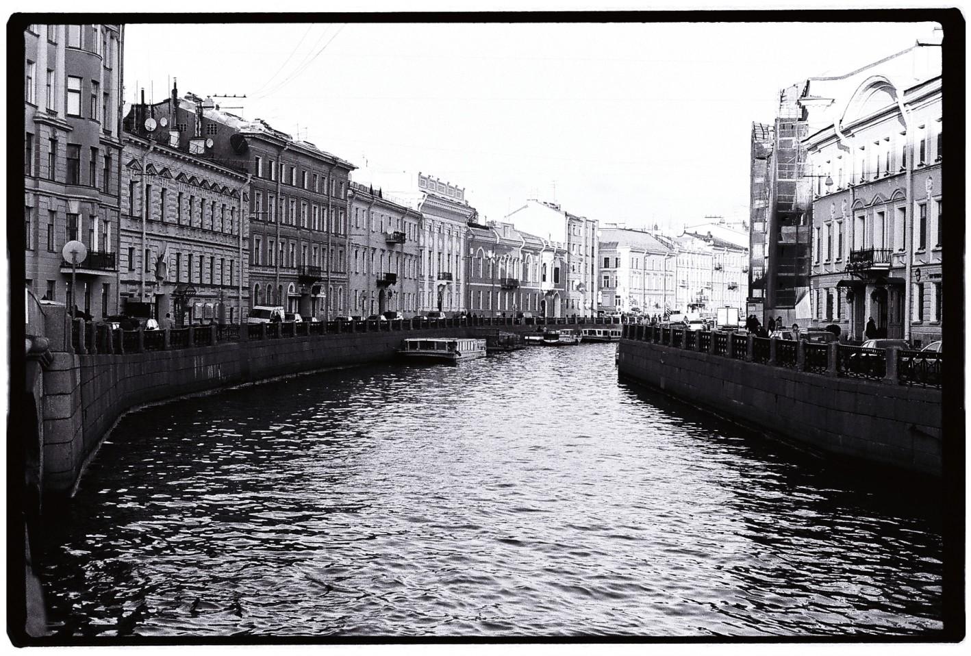 Saint-Pétersbourg la Venise du Nord